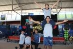 La Carrera de Educación Física colabora en estimular la alimentación sana y la práctica de actividad física en Colegio San Agustín