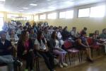 Departamento de Educación Física ofreció ceremonia de bienvenida a sus nuevos estudiantes