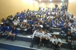 DEPARTAMENTO DE EDUCACON FISICA PARTICIPA EN COLABORACIÓN ACADÉMICA CON EL LICEO FERNANDO ARIZTIA DE PAIPOTE
