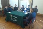 ESTUDIANTES DE LA CARRERA DE EDUCACIÓN FÍSICA PARTICIPARON EN EL 1ER MÓDULO DE APRENDIZAJE BASADO EN PROBLEMAS  2019