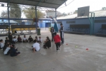 Estudiantes de la Carrera de Educación Física de la Universidad De Atacama, participan en prácticas tempranas